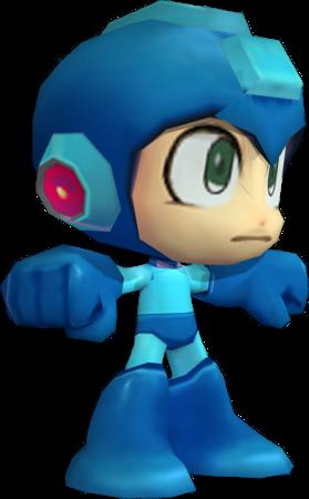 Mega Man model